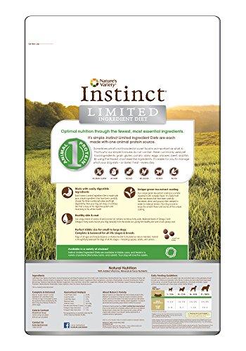 Nature S Variety Instinct Limited Ingredient Diet Grain