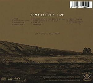 Coma Ecliptic Live (CD/DVD/BR)