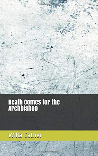Book cover for Death Comes for the Archbishop
