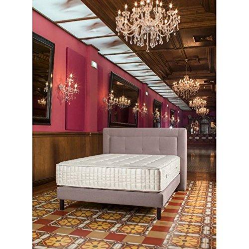 Essenzia Colchón Alitea Hotel Magistral King Size 180 x 190 Muelles Muelles ensacados: Amazon.es: Hogar