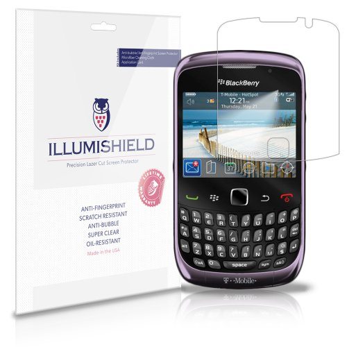 Ultra HD Clear Screen Protector For Blackberry Curve 9300 - 1