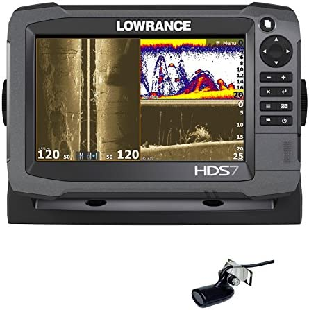 Lowrance HDS-7 Gen3 + Transductor 83/200 KHz + Transductor Structurescan HD: Amazon.es: Electrónica