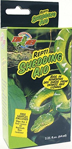 Repti Shedding Aid (Zoo Med Repti Shedding Aid, 64 ml by Zoo Med)