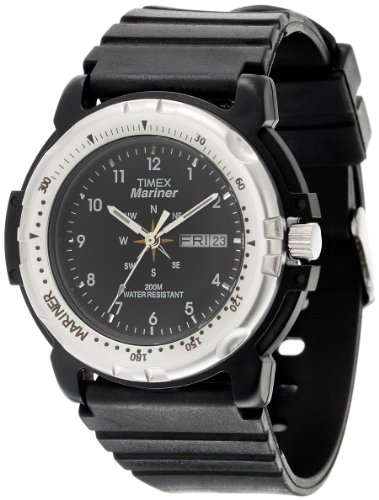 Timex Sports Analog Black Dial Unisex Watch