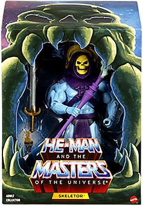 Masters of the Universe Skeletor Actionfigur