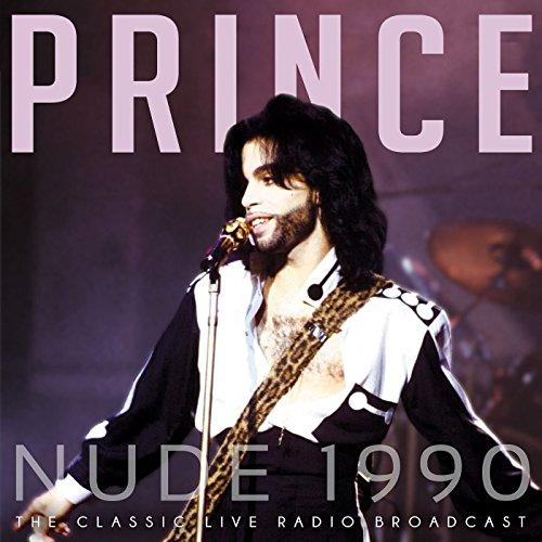 NUDE 1990 (LIVE) 2CD (Prince Live Cd)