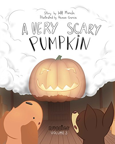 A Very Scary Pumpkin by Jeff Minich ebook deal