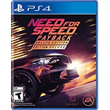 Need for Speed Payback Deluxe Edition - PlayStation 4