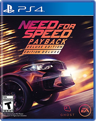 Need for Speed Payback Deluxe Edition - Pre-Load - PS4 [Digital Code] by Electronic Arts