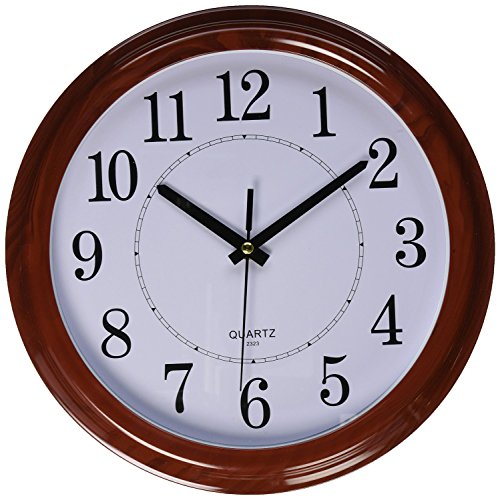 Office Clocks Wooden Wall - 1