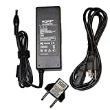 HQRP AC Adapter for Westinghouse LD-3260 LD-3285VX LD-4255VX LD-4258 LED LCD HDTV TV Power Supply Cord Westing house + Euro Plug Adapter