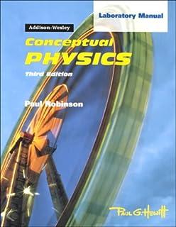 Amazon com: Conceptual Physics (Laboratory Manual) (9780130542571