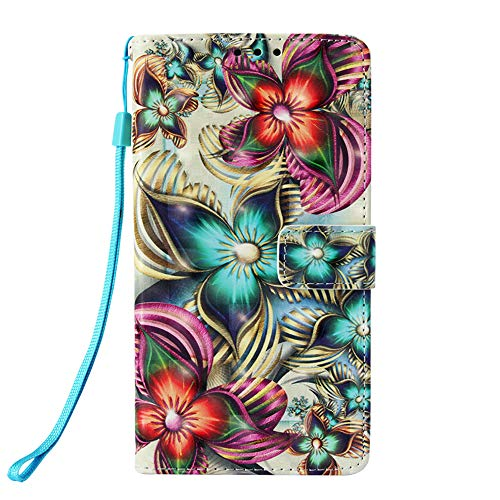 (Galaxy S10e Cover Card Wallet, SAVYOU Flip PU Leather Case Holder Slot Pockets with Magnetic Closure Slim Stand Folio Book Case for Samsung Galaxy S10e 2019)