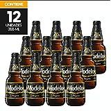 Cerveza Obscura, Negra Modelo, 12 botellas de 355 ml c/u