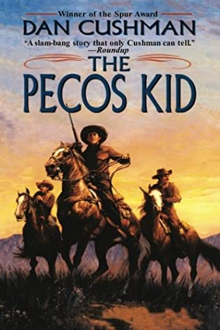 book cover of The Pecos Kid