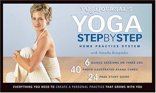 Yoga Journal's Step-by-Step Home Practice System by Sounds True, Incorporated