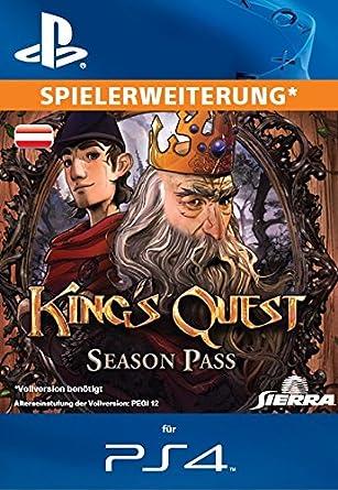 King's Quest: Season Pass [Spielerweiterung] [PS3 Code - deutsches Konto]