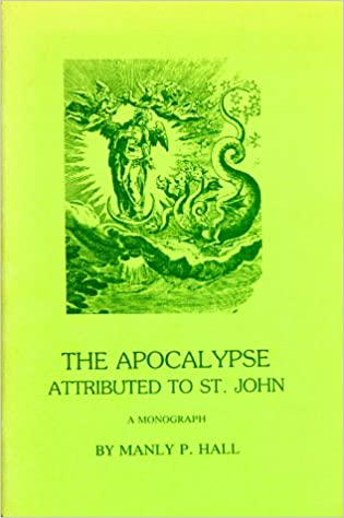 Book — THE APOCALYPSE ATTRIBUTED TO ST. JOHN