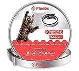 Cat Flea Tick Prevention for Cats | Cat Collar | Cat Flea Collars | Flea Tick Prevention | Cat Flea Treatment | Flea Protection | Pet Flea Collars | Fleas Ticks for Flea Control Cats