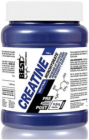 Best Protein Creatine Monohydrate sin Sabor - 750 gr