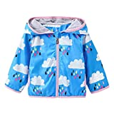 SMALLE ◕‿◕ Clearance,Fashion Cute Boys Girls Clothes Coat Sunscreen Coat Hooded Printing Coat Clothes