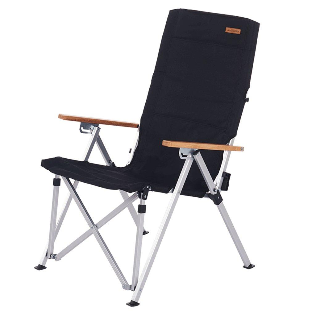 大きな取引 テーブルチェアセット畳 軽量屋外用ラウンジチェア折りたたむキャンプ用椅子肘掛け付き釣り用椅子背もたれの高さ調節可能な座ることができますカジュアルなリラックスカジュアルなリラックスより快適なベアリング120kg 100KG以上耐えることができます (Color B07FTF6FNJ : A A (Color Black) A Black B07FTF6FNJ, 下妻市:5d8e0fa2 --- diesel-motor.pl