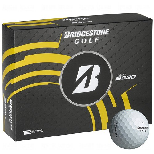 Bridgestone Golf 2014 Tour B330 Golf Balls (Pack of 12) by Bridgdestone Golf (Image #1)