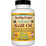 Healthy Origins Krill Oil 500 mg, 120