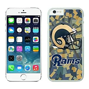 NFL Iphone 5/5S t Louis Rams White Case Cover For LG G2 Cell Phone Case ONXTWKHC4151