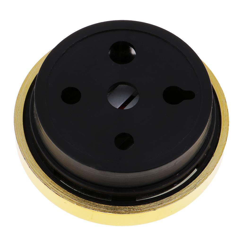 FLAMEER 1 St/ück Zigarren-Hygrometer Elegantes und modernes Design Hygrometer f/ür Humidor-Zigarren-Tabak-Box
