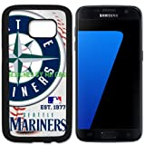 Mariners Seat. Baseball New Black Samsung Galaxy S7 Case By Mr Case