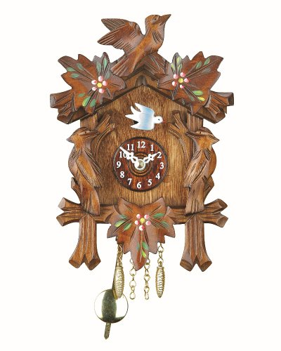 Trenkle Black Forest Clock TU 72 PB by Trenkle