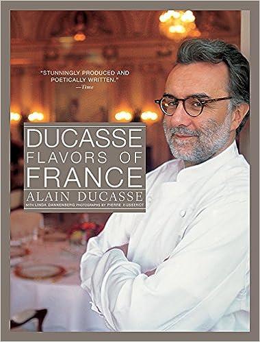 Alain Ducasse Book