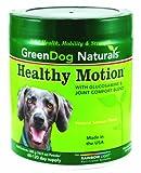 GreenDog Naturals Healthy Motion Powder, 300-Grams, My Pet Supplies