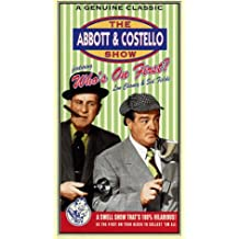 The Abbott & Costello Show: Who's On First