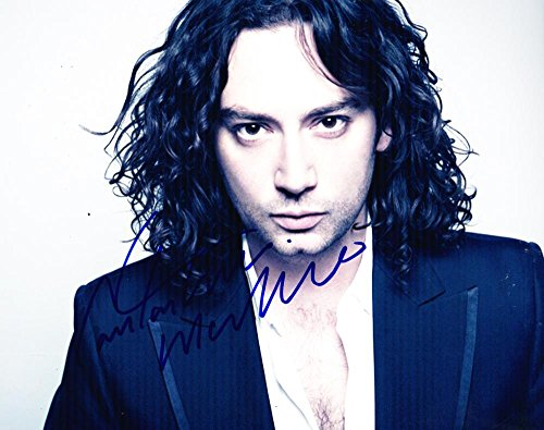 CONSTANTINE MAROULIS SIGNED 8X10 PHOTO ROCK OF AGES AMERICAN IDOL AUTOGRAPH COA