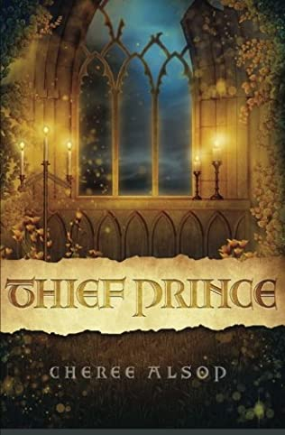 book cover of Thief Prince