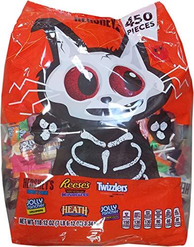 Hershey's Halloween Candy Cat Bag (450 -