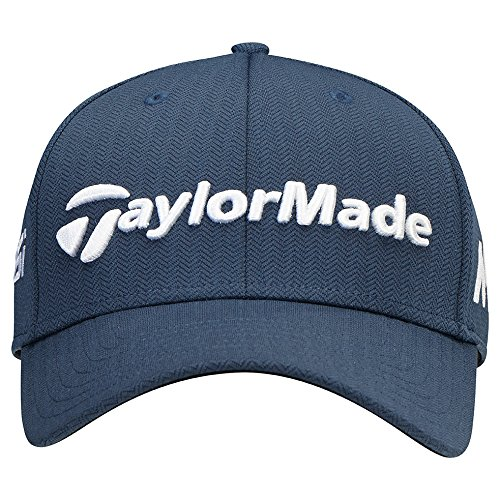 TaylorMade Golf 2017 tour radar hat mineral blue
