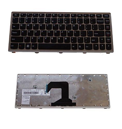 New US Keyboard For Lenovo Ideapad U410 U410-ITH Laptop Replacement Keyboard