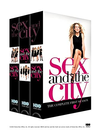 Sex and the city season collection