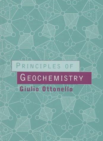 Principles of Geochemistry