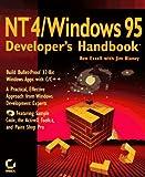img - for Nt 4/Windows 95 Developer's Handbook book / textbook / text book