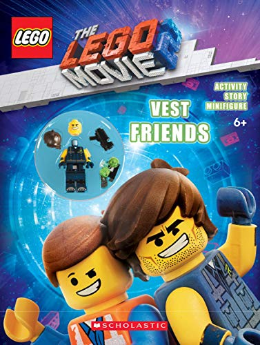 Vest Friends (The LEGO Movie 2: Activity Book with Minifigure) (Books Scholastic Activity)