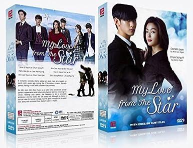 Amazon com: My Love From the Star (Korean Tv Drama): Kim Soo-hyeon-I