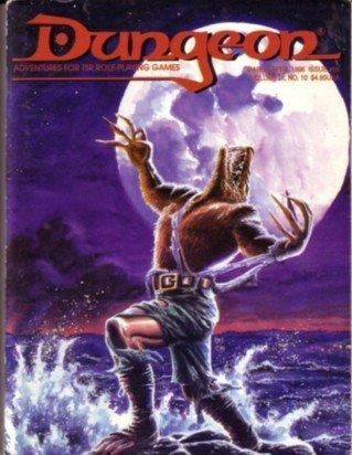 - Dungeon Magazine #58 (March/April 1996)