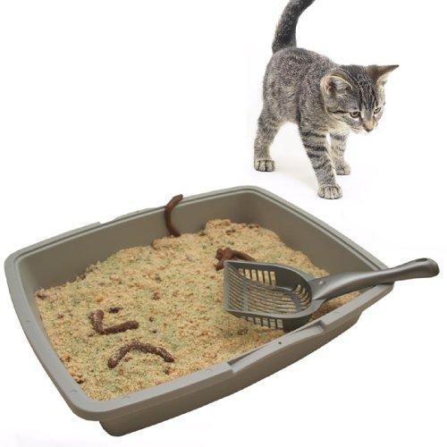 Kitty Litter Cake