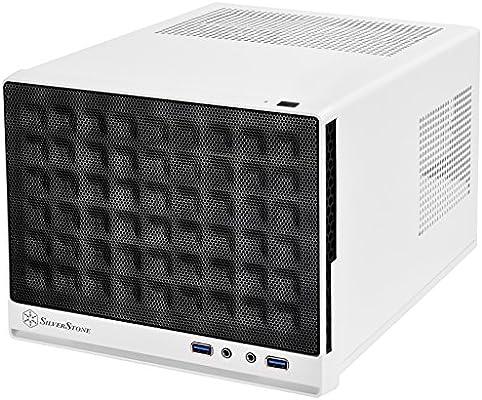 SilverStone SST-SG13WB - Carcasa de ordenador compacta cubo Sugo ...