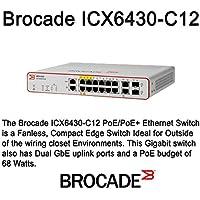 Brocade ICX 6430-C12
