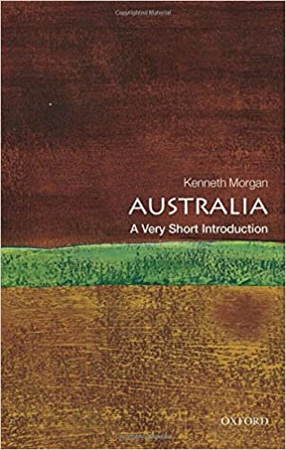 Image result for australia a very short introduction